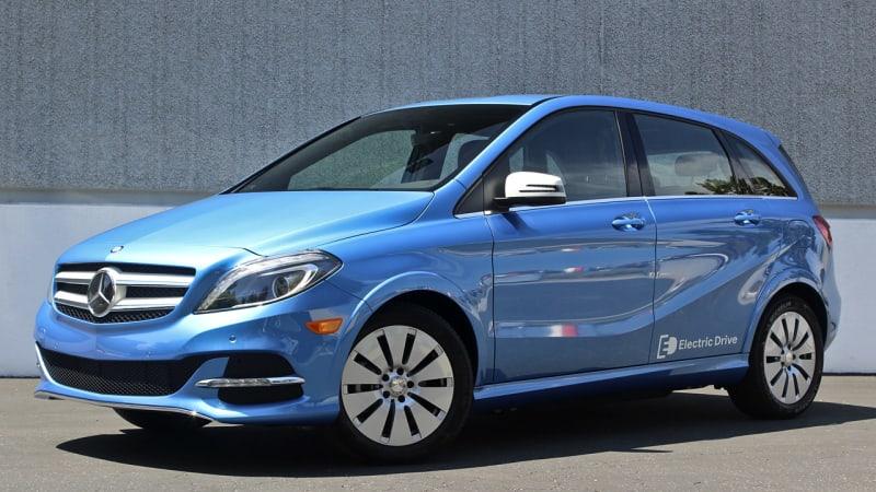 Mercedes could make EV batteries with Audi, BMW