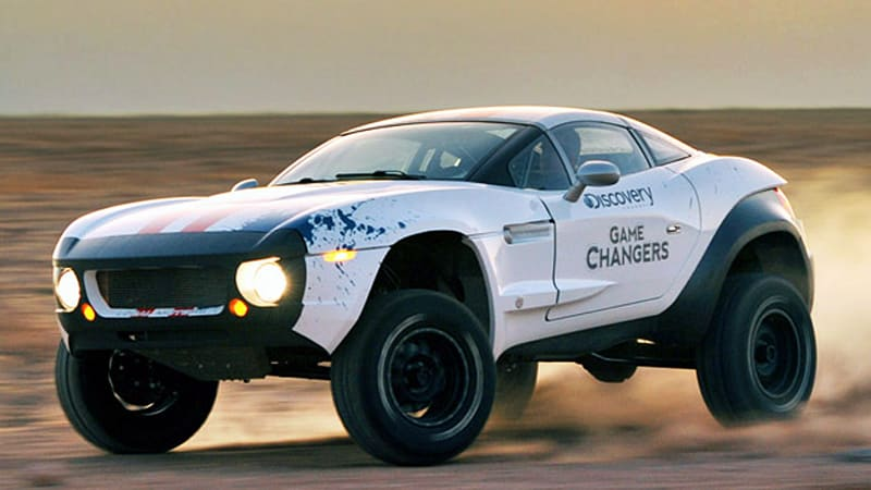 Local Motors Rally Fighter >> Local Motors crowd-sourcing new lightweight sports car ...