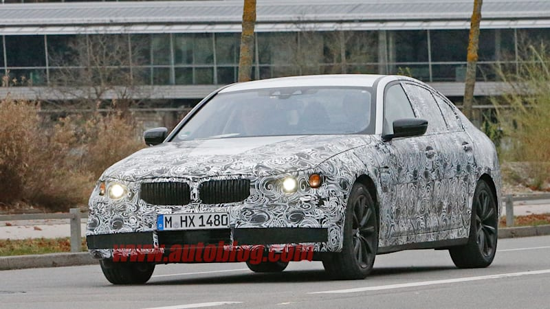 BMW 5 Series future: 3-cyl engines and 600-hp M5