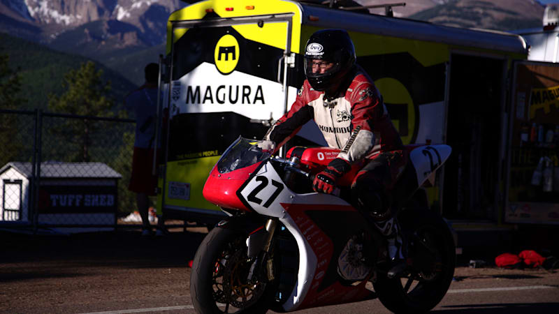 Buckeye Current back on track at Pikes Peak with new rider [w/video]