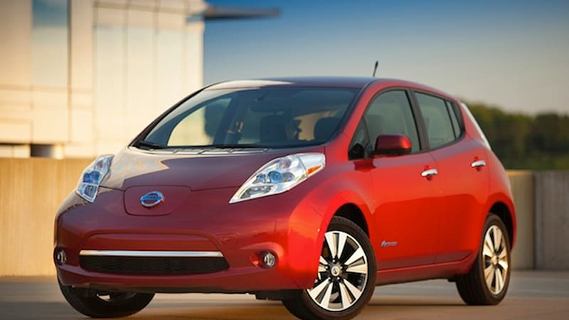 200 Nissan Leafs recalled for faulty power inverters