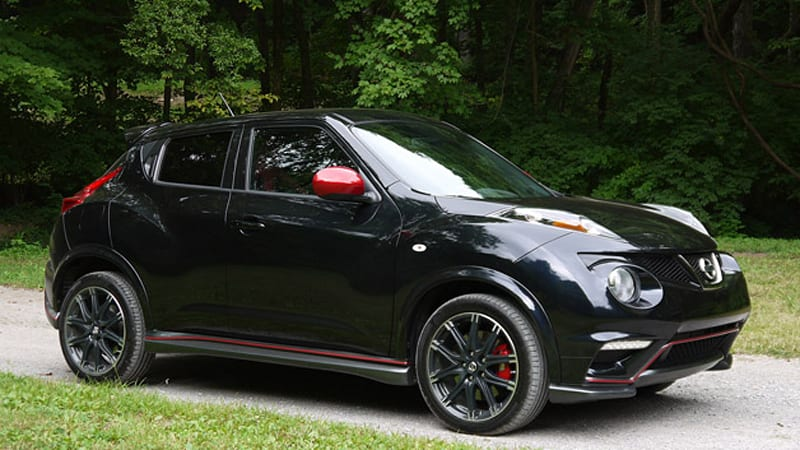 2014 nissan juke nismo rs autoblog. Black Bedroom Furniture Sets. Home Design Ideas