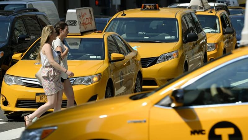Recharge Wrap-up: Chicago And NY Taxis Consider Their Own