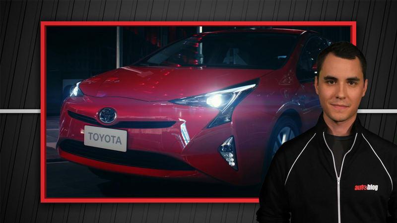 Autoblog Minute: Fourth-generation Prius unveiled in Vegas
