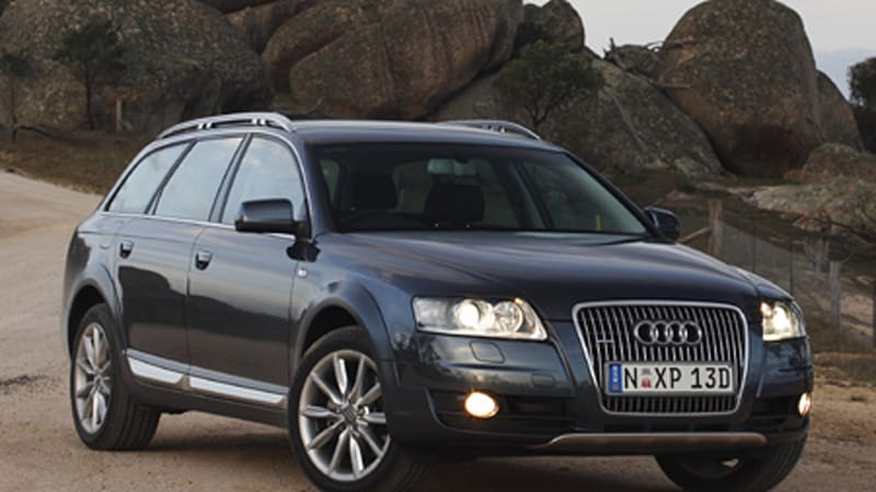 audi a6 allroad 3 0 tdi lands in oz autoblog. Black Bedroom Furniture Sets. Home Design Ideas