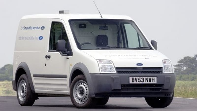 smith electric may add battery power ford transit connect autoblog. Black Bedroom Furniture Sets. Home Design Ideas