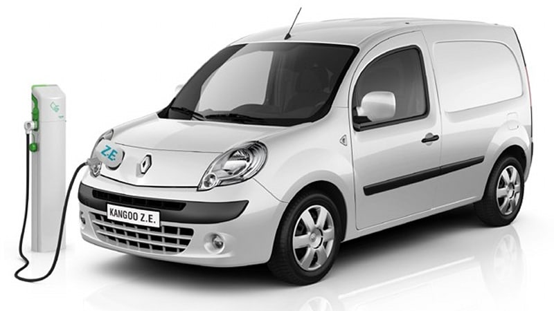 renault offers kangoo express z e at 20 000 battery subscription extra autoblog. Black Bedroom Furniture Sets. Home Design Ideas