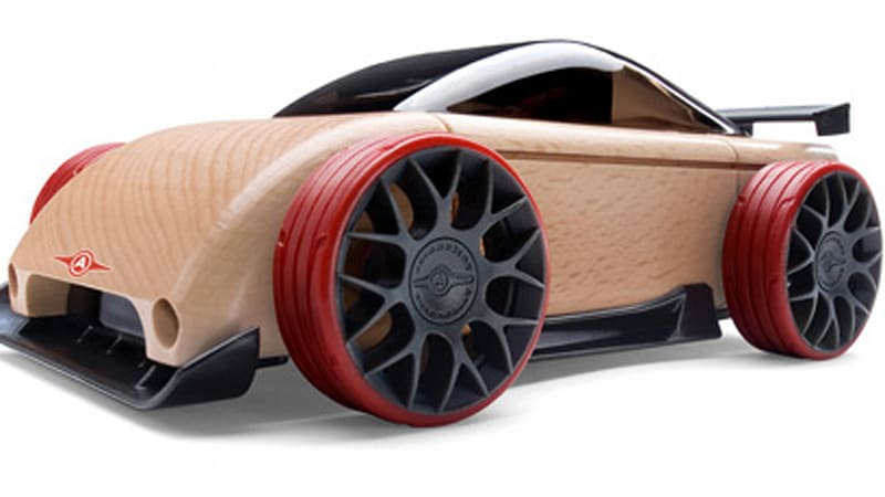 automoblox unveils trio of souped up toy cars for christmas autoblog. Black Bedroom Furniture Sets. Home Design Ideas