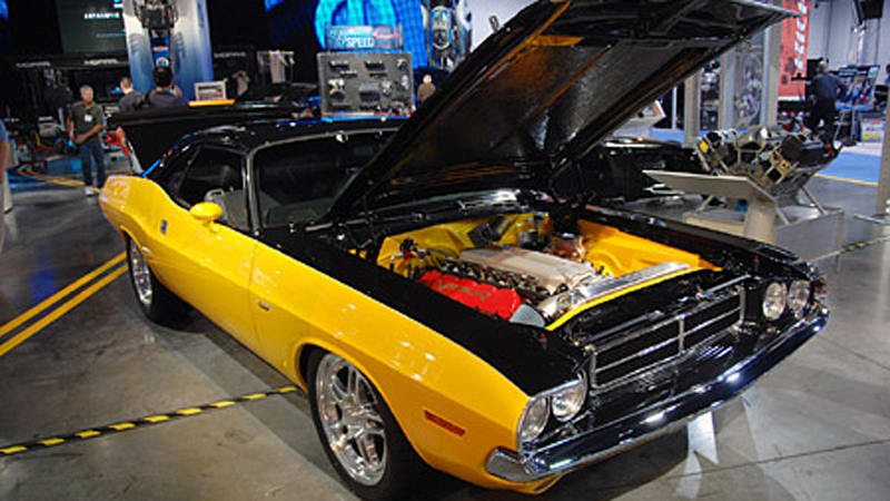 Sema 2007 1970 Dodge Challenger Packing A Viper V10 HD Wallpapers Download free images and photos [musssic.tk]