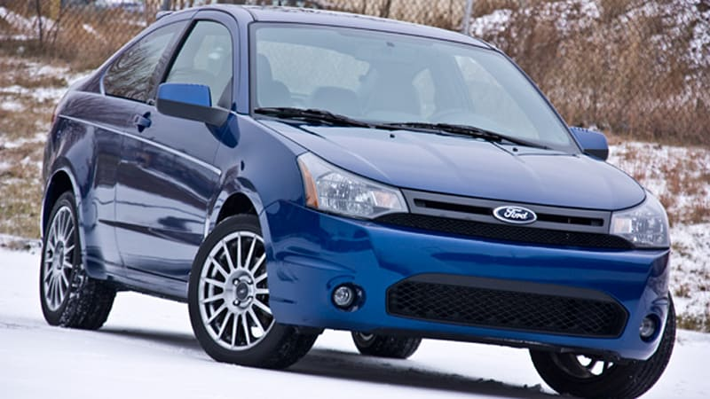 Review  2009 For...2009 Ford Focus Ses