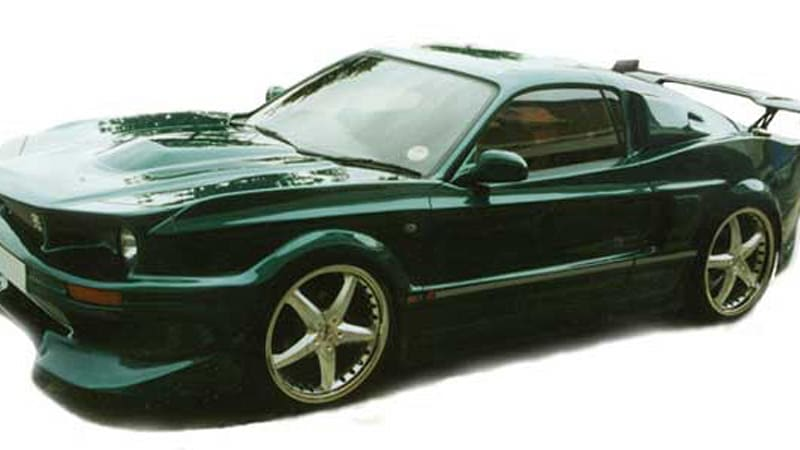 build your own mid engine ford mustang donor toyota mr2 not included autoblog. Black Bedroom Furniture Sets. Home Design Ideas