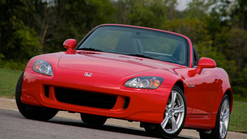 review 2009 honda s2000 is a champ to the end autoblog. Black Bedroom Furniture Sets. Home Design Ideas
