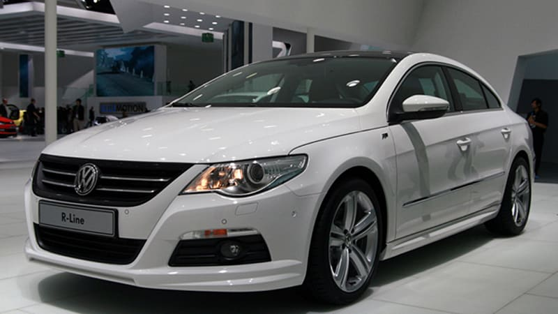 volkswagen passat cc r line now on sale in europe autoblog. Black Bedroom Furniture Sets. Home Design Ideas