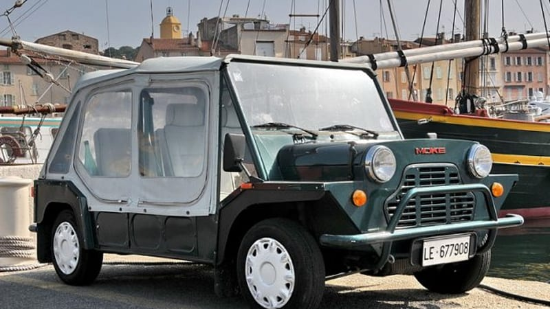 Report Mini To Debut Off Road Moke Concept In Detroit
