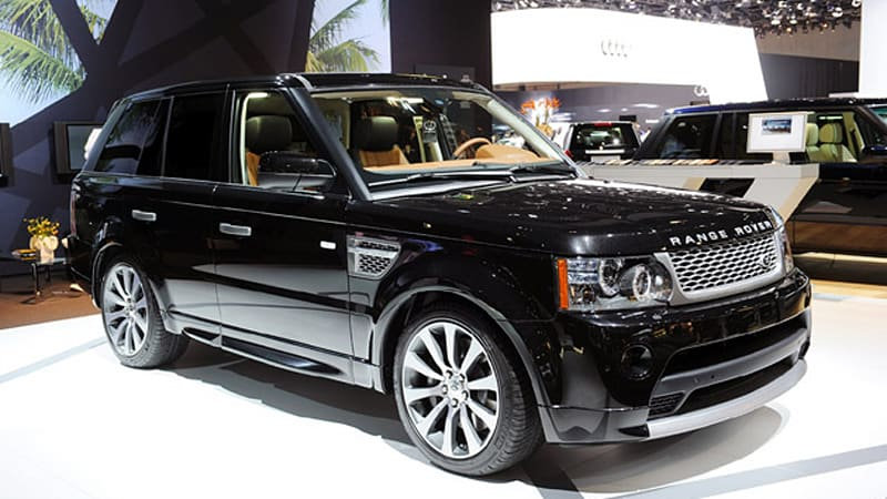 la 2009 land rover brings autobiography package to 2010. Black Bedroom Furniture Sets. Home Design Ideas