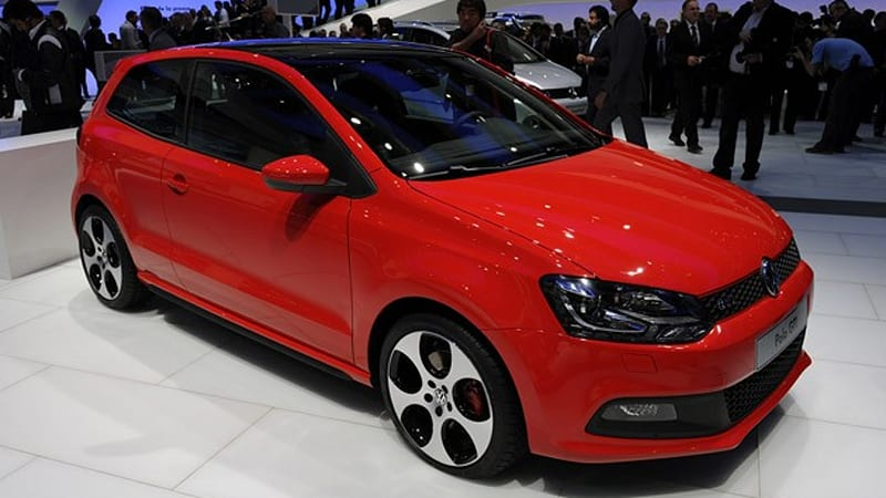 report vw to launch souped up polo r in 2012 autoblog. Black Bedroom Furniture Sets. Home Design Ideas