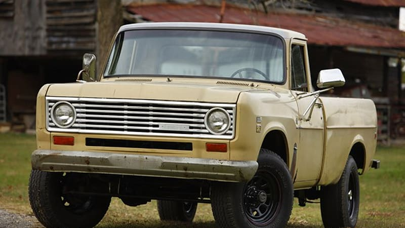 The Easiest International Pickup Truck For Sale Craigslist