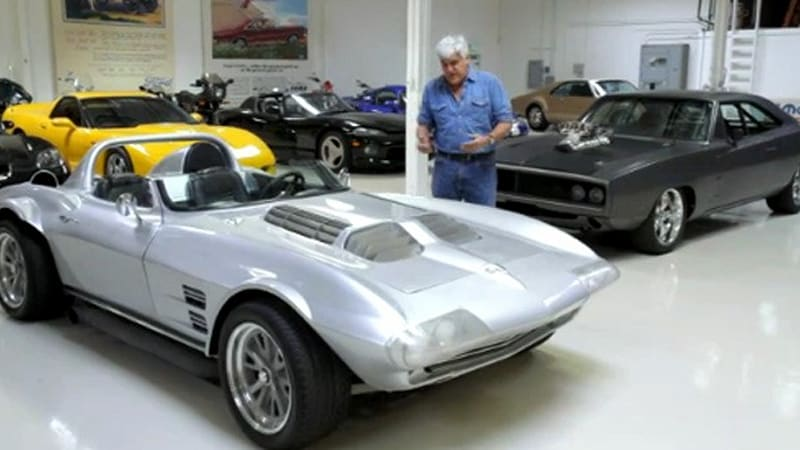 jay leno plays around with the cars from fast five autoblog. Black Bedroom Furniture Sets. Home Design Ideas