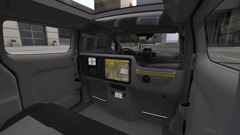 Black Book Car Values >> Nissan shows New Yorkers the inside of its new taxi - Autoblog