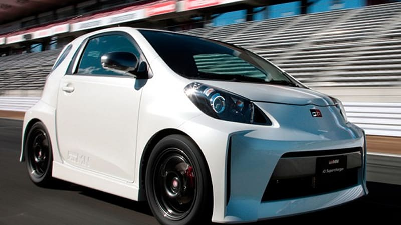 toyota greenlights iq supercharger concept for production w video autoblog. Black Bedroom Furniture Sets. Home Design Ideas