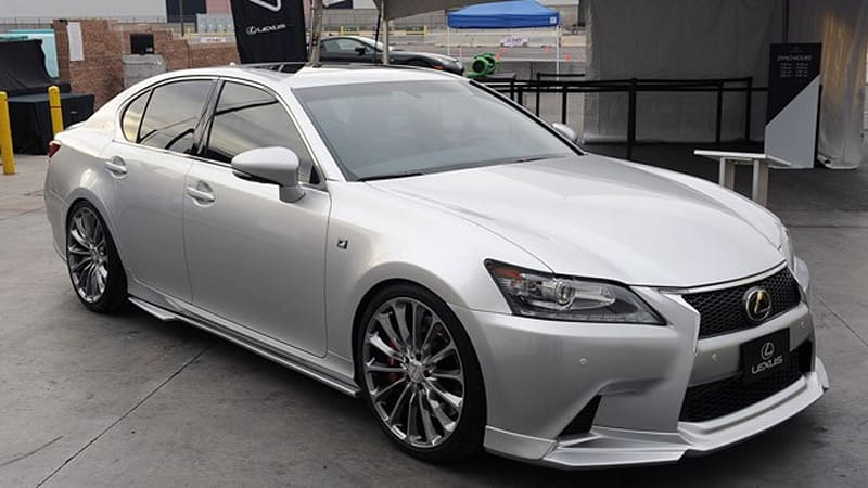 2013 lexus gs 350 f sport supercharged adds what we 39 ve been missing autoblog. Black Bedroom Furniture Sets. Home Design Ideas