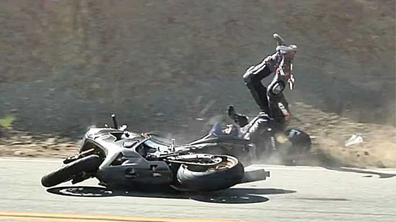 Motorcycle Accidents: Common Causes
