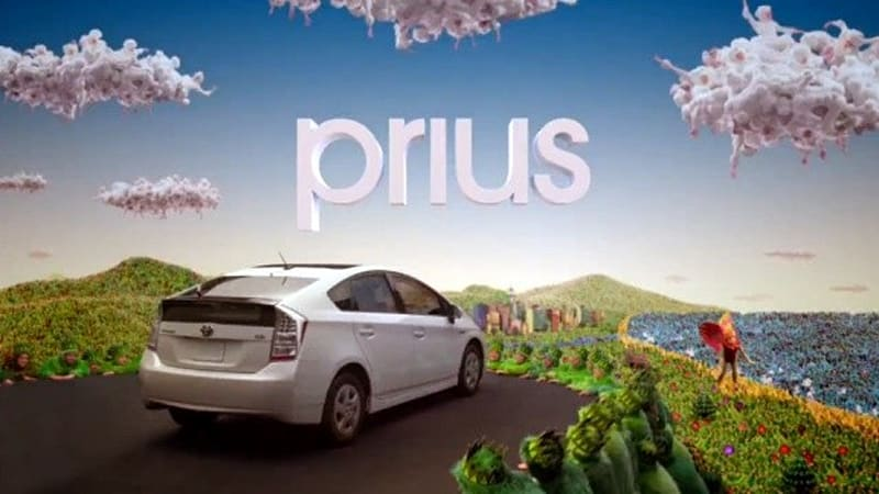 Used Toyota Prius For Sale >> REPORT: Toyota Prius ad campaign most liked by TV viewers ...