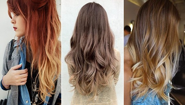 Ombre Hair Style: Ombre Hair: Inspiration To Bring To The Salon