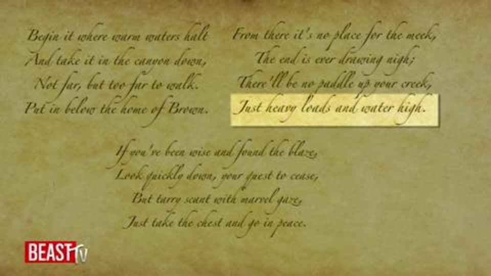 Forrest fenn poem - cafenews info