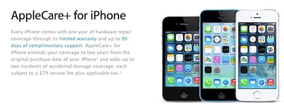 How Much Is Applecare For Iphone S