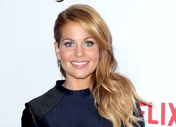 Candace Cameron Bure shows off new look