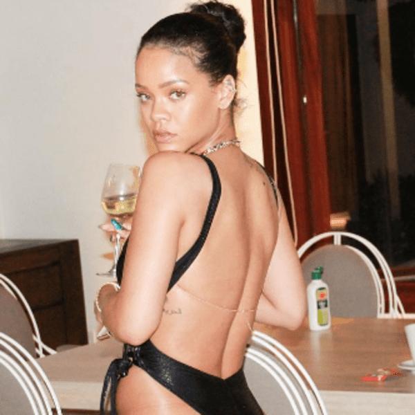 Rihanna Ass Shots 102