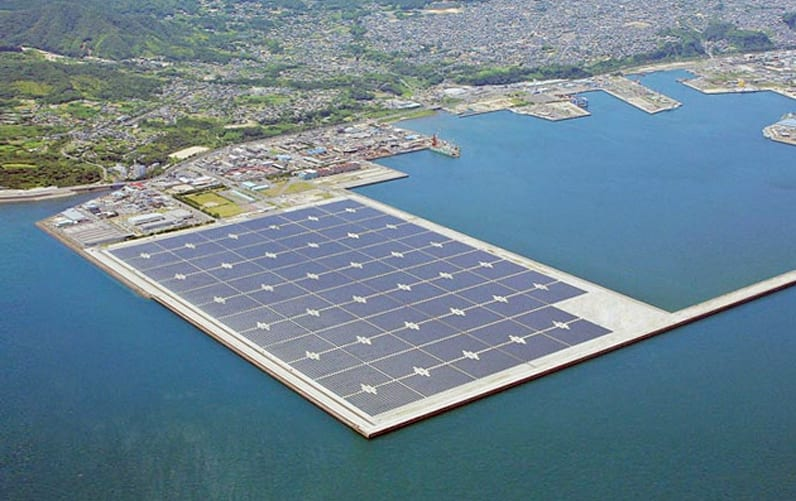 India Plans To Build The World S Largest Floating Solar Farm