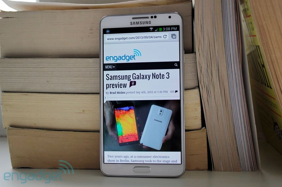 Samsung Galaxy Note 8 Review Superb But Too Familiar: Samsung Galaxy Note 3 Review (global Edition