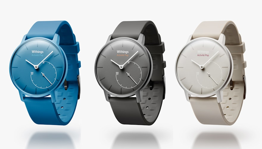 Withings Launches Cheap Version Smart Watch