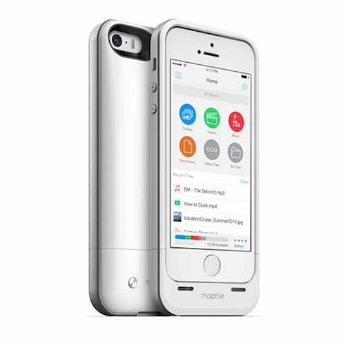 iphone photo storage full mophie space pack for iphone is a battery with built 3169