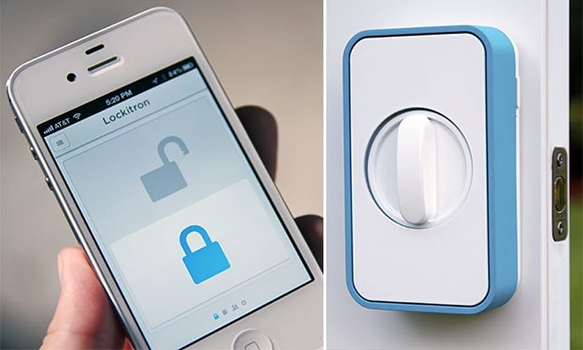 Lockitron Launches Iphone Controlled Keyless Lock That