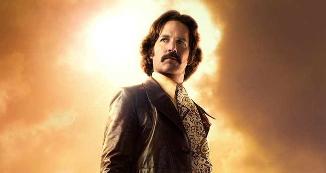anchorman 2 the legend continues movie poster