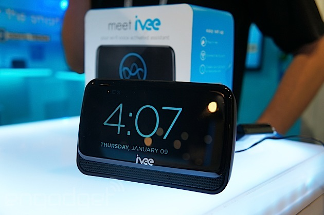 Ivee Sleek Is A Voice Assistant That Controls Your