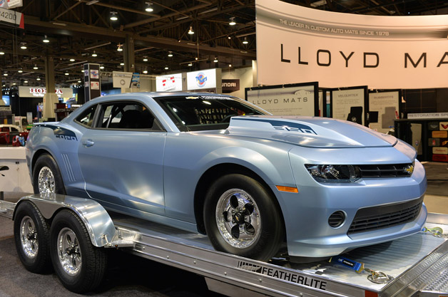 2014 chevrolet copo camaro ready to hit the strip. Black Bedroom Furniture Sets. Home Design Ideas