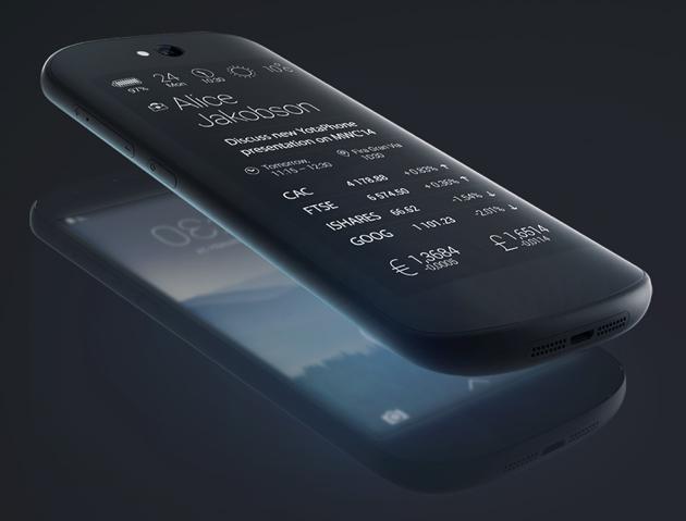 YotaPhone 2 – 3 Aralık 2014 resmen tanıtılacak.