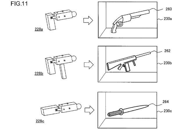 Sony patent filing for a modular PlayStation Move controller