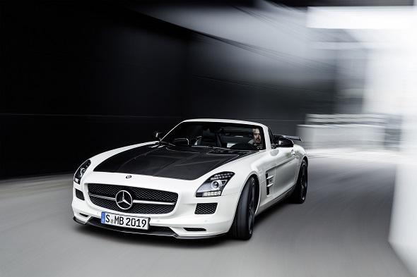 """El Mercedes SLS AMG """"Final Edition"""" ya a la venta"""