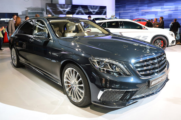2015 mercedes benz s65 amg is a business class rocket w video. Black Bedroom Furniture Sets. Home Design Ideas