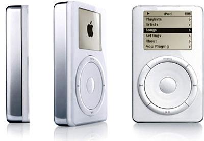 primer ipod apple