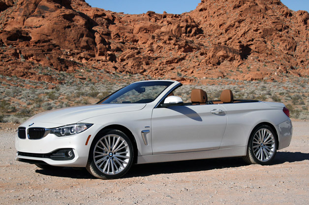 2014 bmw 4 series convertible w video. Black Bedroom Furniture Sets. Home Design Ideas