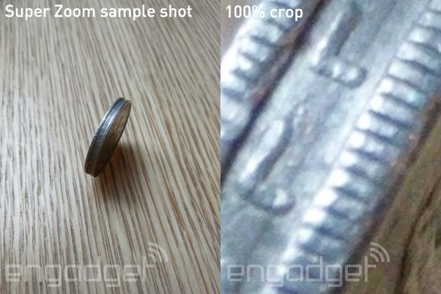 Contoh kamera Oppo Find 7