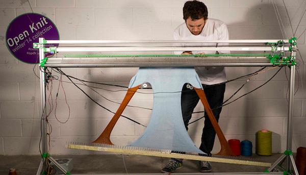 impresión ropa 3D