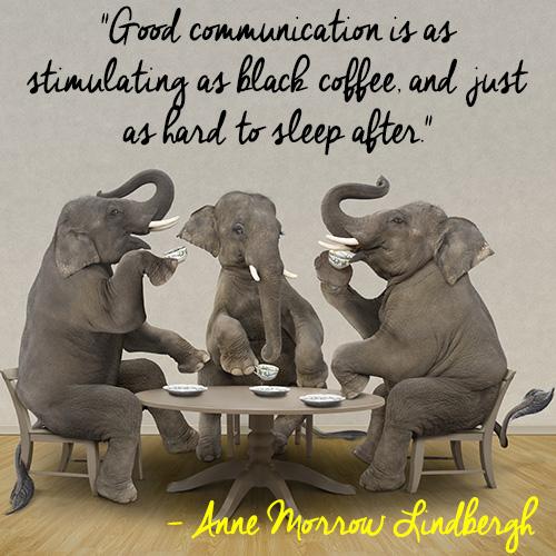 Good Communication Skills Quotes: Talk The Walk: Good Communication To Pass Along [QUOTE CARDS]