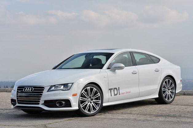 2014 Audi A7 TDI | Audi Forum